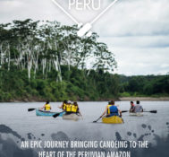 Canoes for Peru
