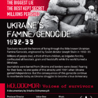Holodomor:Voices of Survivors (Ukrainian Famine/Genocide)